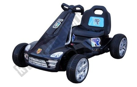 Vehicle battery Gokart 2. 4 g Black