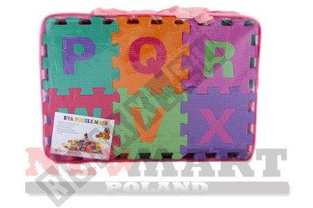 Mega crate foam puzzle 72 items
