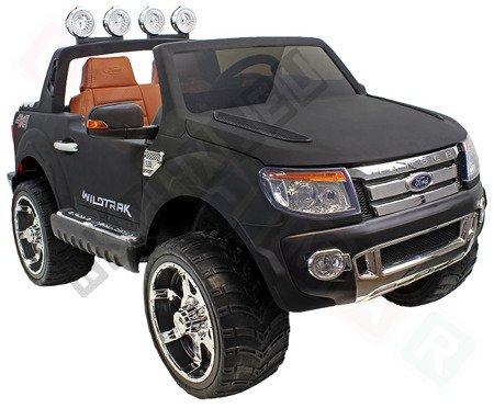 Auto na akumulator Ford Ranger czarny matowy