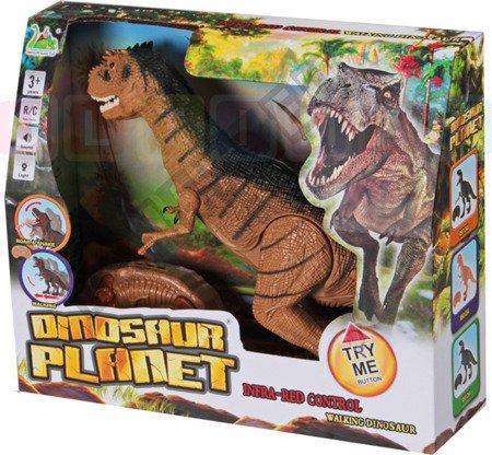 Dinozaur T-Rex zdalnie sterowany
