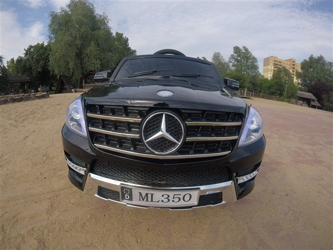 Auto Battery Mercedes Benz Ml350 Amg Black Electric Vehicles For