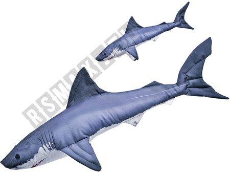 Cushion cuddly Shark-great white shark toy