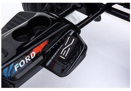 DK-G01 Electric Ride On Gocart - Black