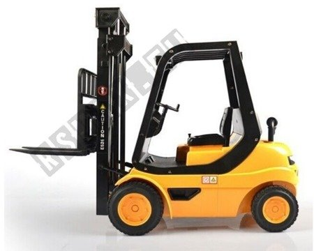 Fork-lift truck (1:8) Double Eagle