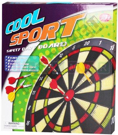 A set of darts