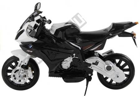 BMW S1000RR Silver - Electric Ride On Motorcycle