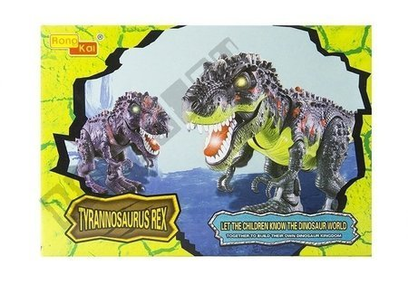 Battery Powered R/C Dinosaur Tyrannousaurus Res