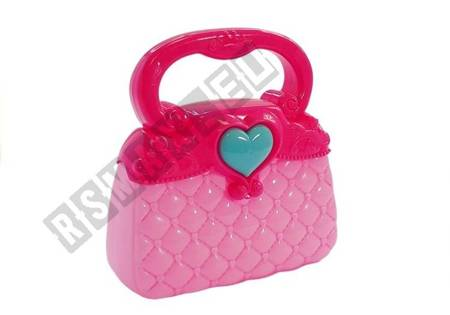 Beauty Set with Accessories Pink