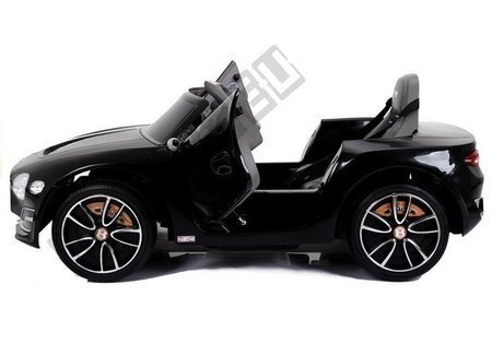 Bentley Electric Ride On Car - Black Painted