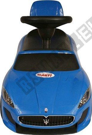 Car Walker pusher Maserati Blue