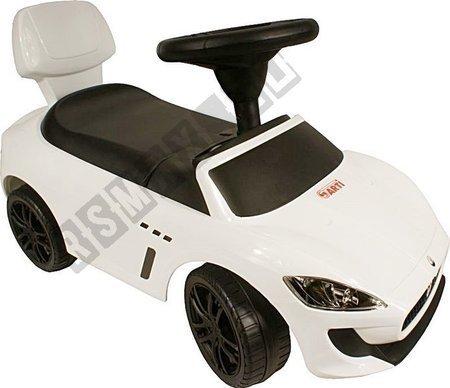 Car Walker pusher Maserati White