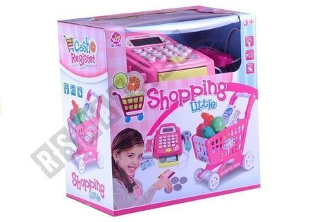 Cash Register with Accessories for Children