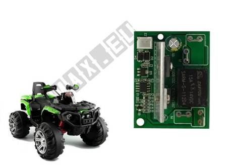 Central module for electric Quad BBH 3588