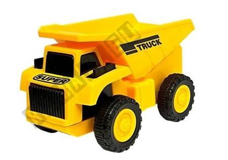 Construction Vehicle Set 4 pieces Frictional Drive