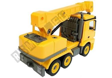 DIY Car 1:14 Crane with Screwdriver