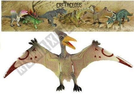 Dinosaur Set with moving elements