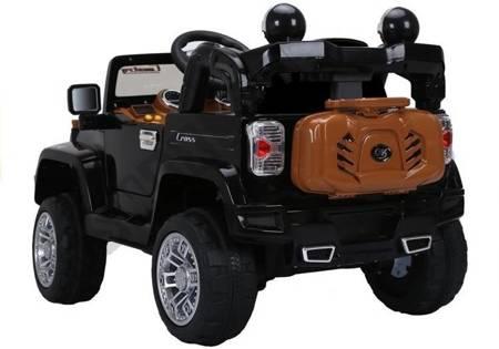 Electric Ride On Car - Jeep JJ245 Black