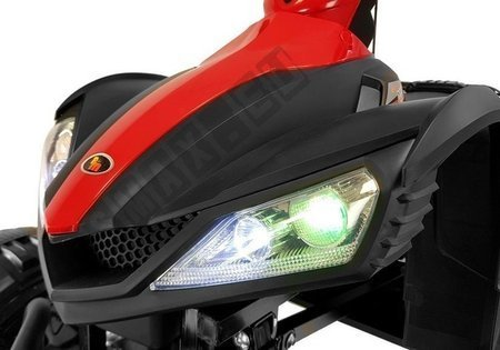 Electric Ride On Quad DMD-268C Red