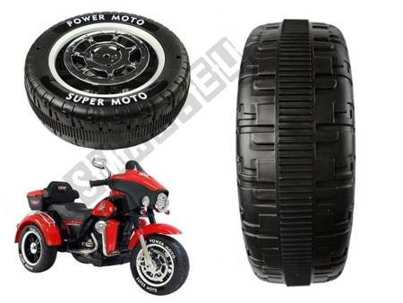Front wheel for the electric motorbike ABM-5288