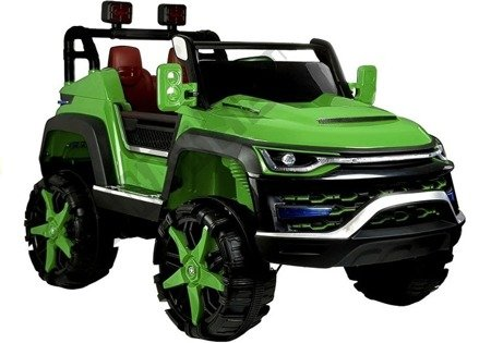 Green Electric Ride On Car KP-6699