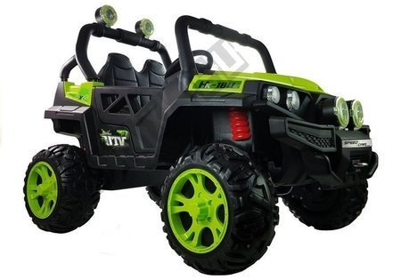 HL2188 Electric Ride On Car - Green