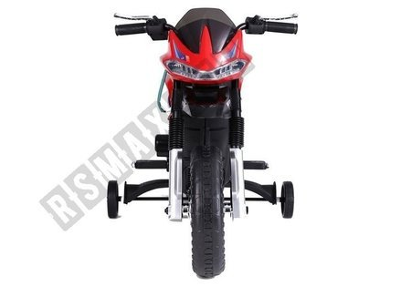 JT5158 Electric Ride-On Motorbike - Red
