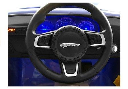 Jaguar F- Pace Electric Ride on Car - Blue