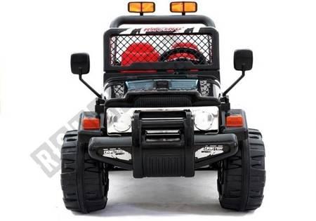 Jeep Raptor Black - Electric Ride On Car