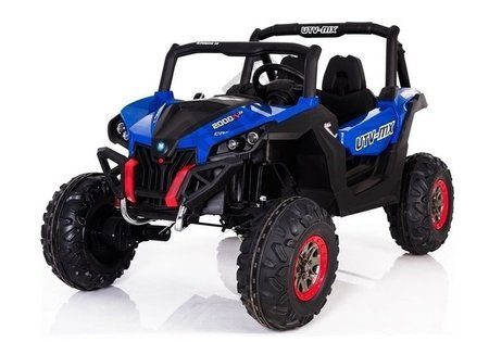 Jeep XMX603 Electric Ride On The Car - Blue With MP4