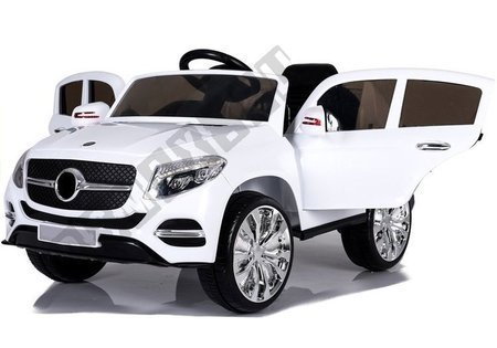 LL858 White 2x45W - Electric Ride On Vehicle