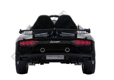Lamborghini Aventador Electric Ride On Car - Black