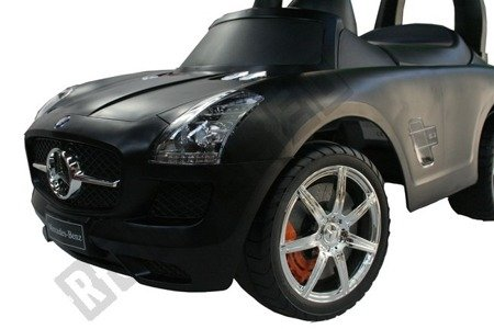 MERCEDES SLS AMG pusher Walker silver
