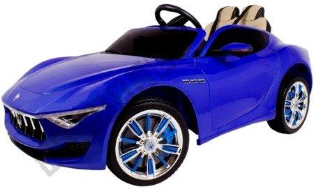 Maserati rechargeable battery 12V blue