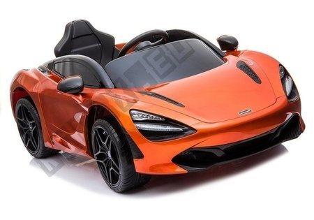 McLaren 720S Electric Ride On Car - Orange Painted