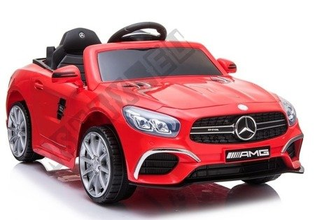 Mercedes SL63 Electric Ride On Car - Red