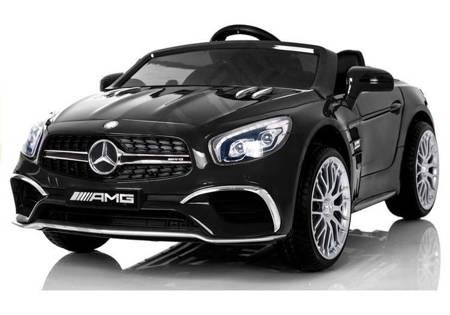 Mercedes SL65 LCD Black - Electric Ride On Car