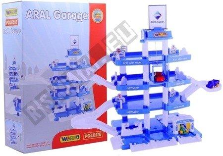Multi Level Parking Garage Polesie Wader ARAL 46093