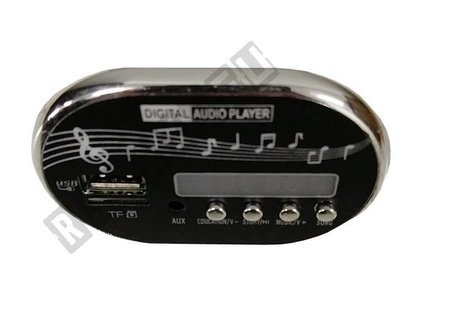 Music Panel for Audi R8 Electric Ride-On Car
