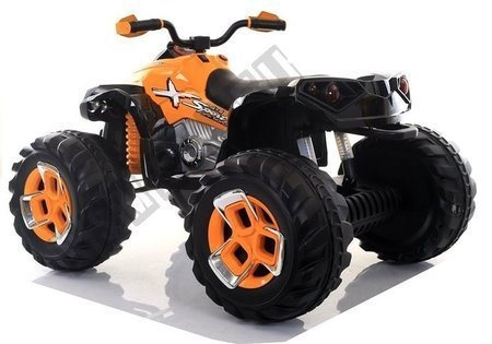 Orange Electric Ride On Quad FB-6677