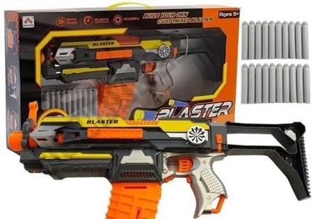 Pistol Rifle with Foam Cartridges