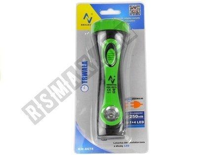 Recharchable LED Flashlight KM-8675 250mAh 2706