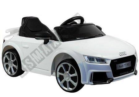 Ride on Car Audi TT RS Quattro White
