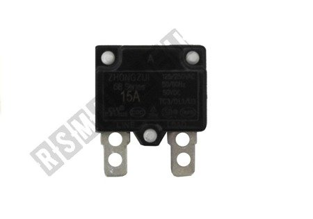 Safety Fuse 15A for Electric Ride-On Vehicles