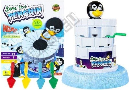 Save the penguin family game jumping penguin free the penguin
