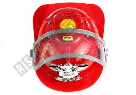 Set of Firefighter Helmet Hatchet Accessories
