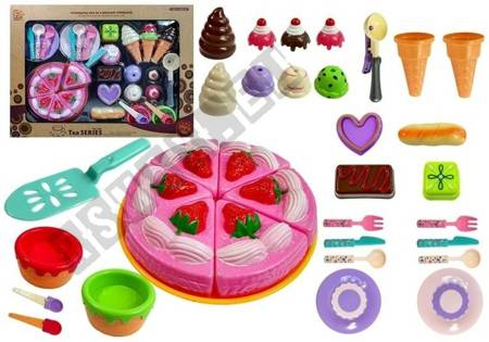 Set of sweets - Confectionery shop