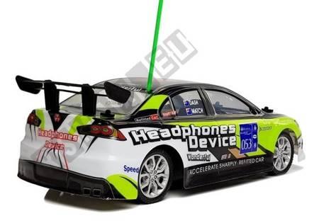 Sport Radio Controlled Car R/C 27 MHz Green