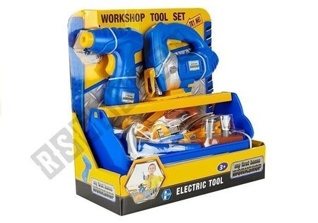 Toolkit Box For a DIY Enthusiast