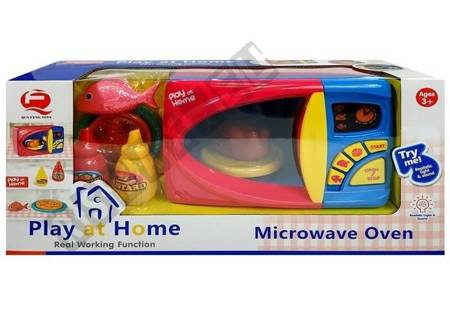 Toy Microwave Over funcions like real