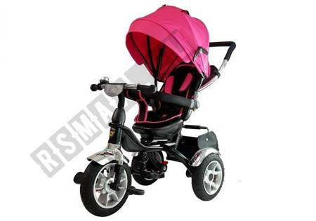 Tricycle Bike PRO500 - Pink